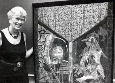 1991 - Inge Anker Hansen (Foto: Martina Petersen)