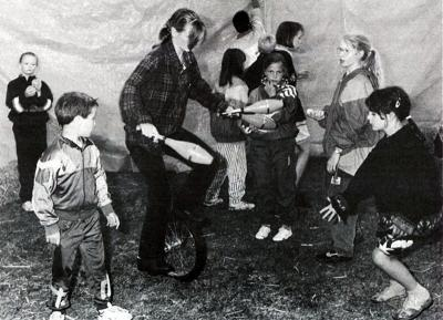 1993 - Cirkus Willifred (Foto: Jens Peder Meyer)