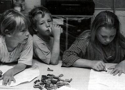 1994 - Drageværksted (Foto: Jens Peder Meyer)