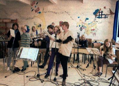 1996 - Musik (Foto: Jens Peder Meyer).