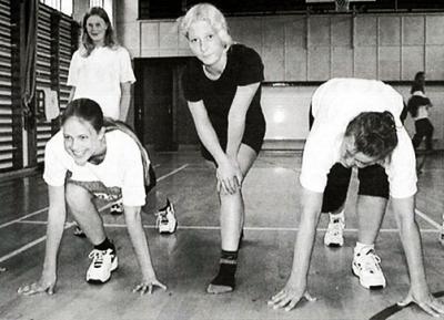 1998 - Gymnastik (Foto: Jens Peder Meyer)