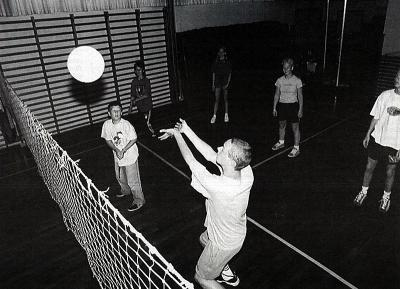 1999 - Volley (Foto: Lars Salomonsen)