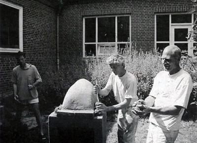 2000 - Brændeovn. (Foto: Jens Høyer)