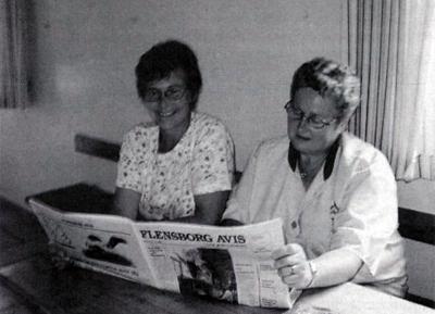 2000 - Flensborg Avis (Foto: Jens Høyer)