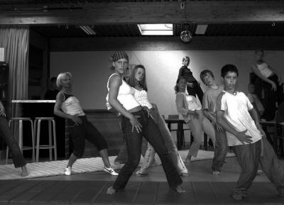 2002 - Dans (Foto: Lars Salomonsen)