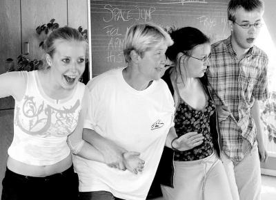 2003 - Rollespilgruppen (Foto: Jens Peder Meyer)