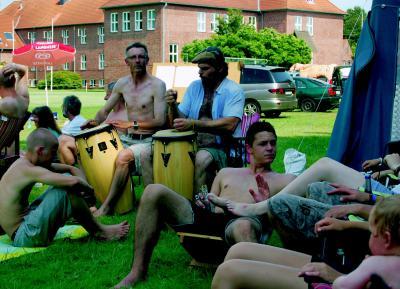 2010 - Karibiske trommer (Foto: Daniel Dürkop)