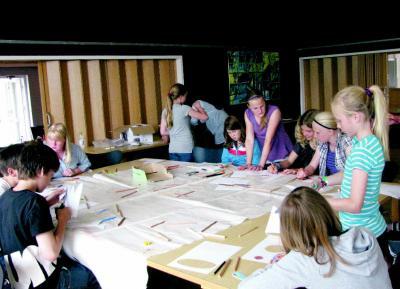 2011 - Indendørs aktiviteter (Foto: Anker Simonsen)